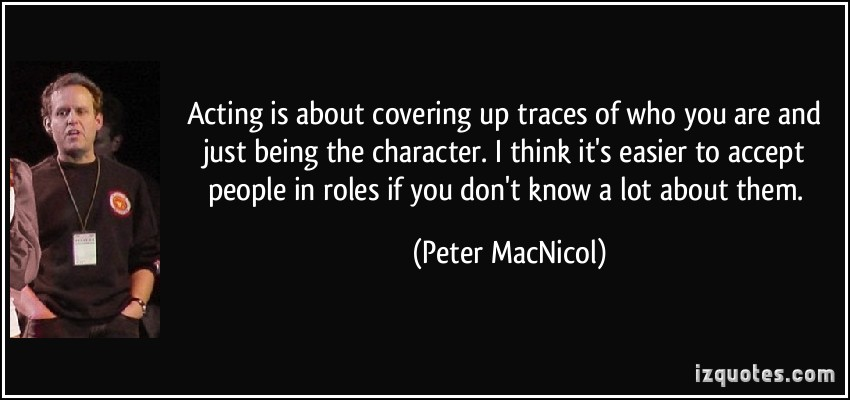 Peter MacNicol's quote #1