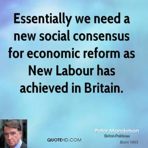 Peter Mandelson's quote #4