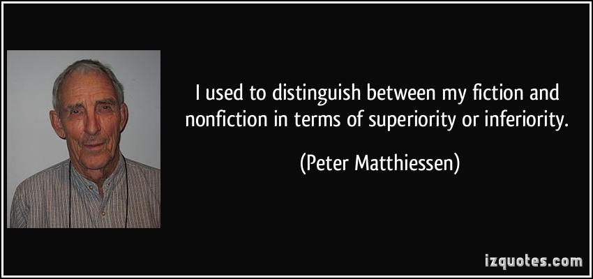 Peter Matthiessen's quote #2