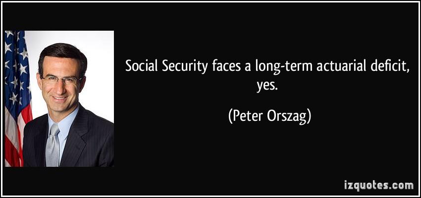 Peter Orszag's quote #3