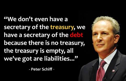 Peter Schiff's quote #2