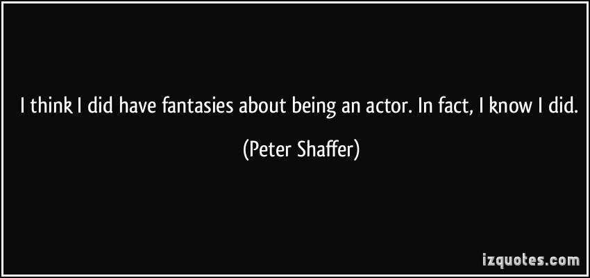 Peter Shaffer's quote #4