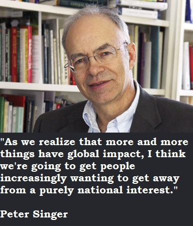 Peter Singer's quote #6