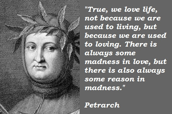 Petrarch's quote #3