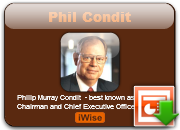 Phil Condit's quote