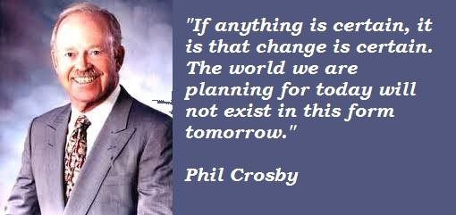 Phil Crosby's quote #5