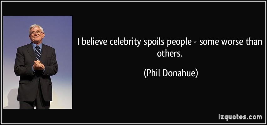 Phil Donahue's quote