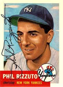 Phil Rizzuto's quote #1