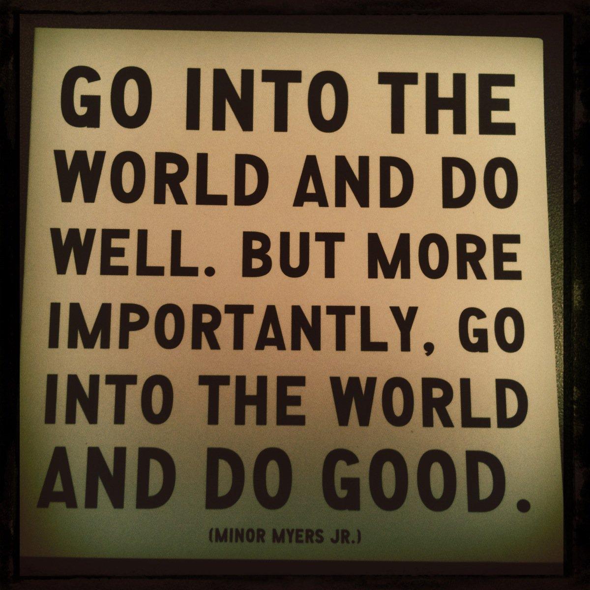 Philanthropy quote #2