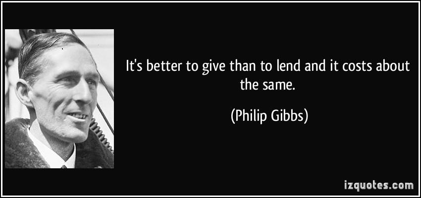 Philip Gibbs's quote #7