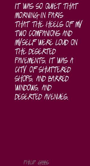 Philip Gibbs's quote #2