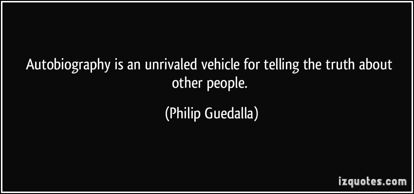 Philip Guedalla's quote #1