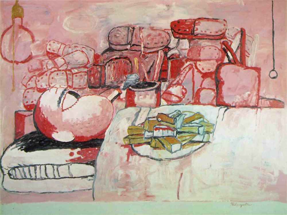 Philip Guston's quote #5