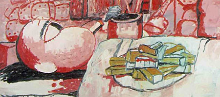 Philip Guston's quote #6