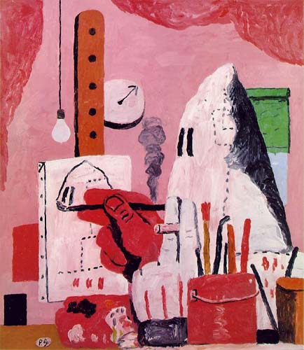Philip Guston's quote #3