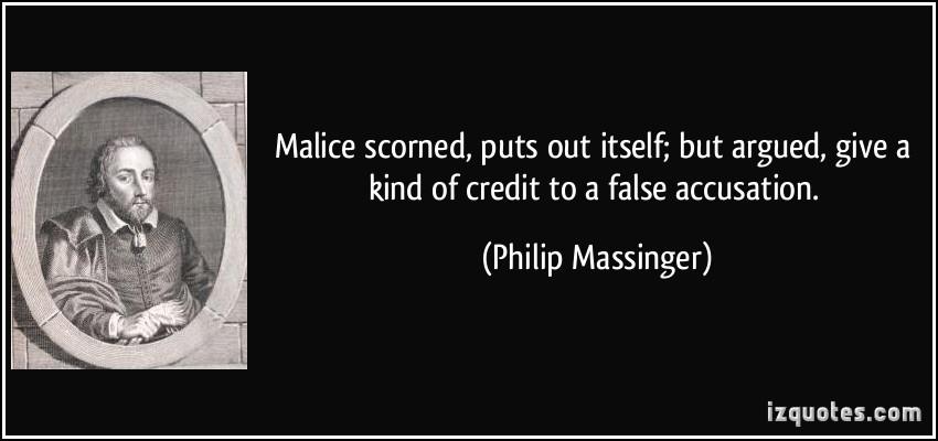 Philip Massinger's quote #2