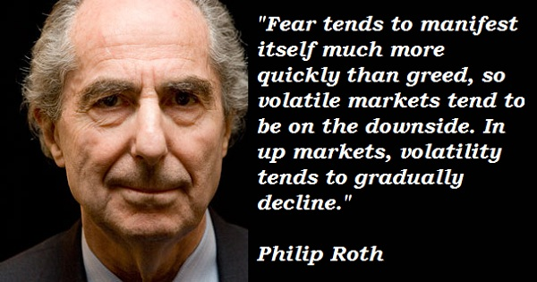 Philip Roth's quote #2