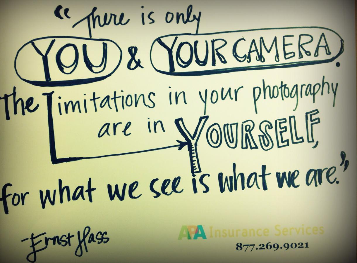 Photographer quote #2