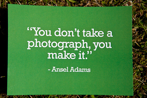 Photographing quote #1