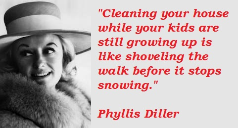 Phyllis Diller's quote #4