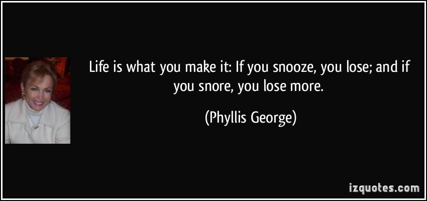Phyllis George's quote #1