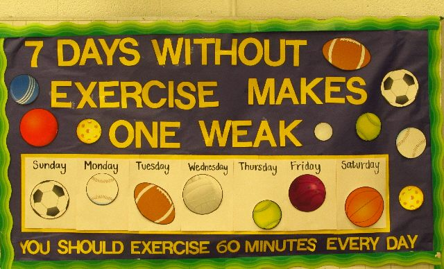 Physical Activity quote #2