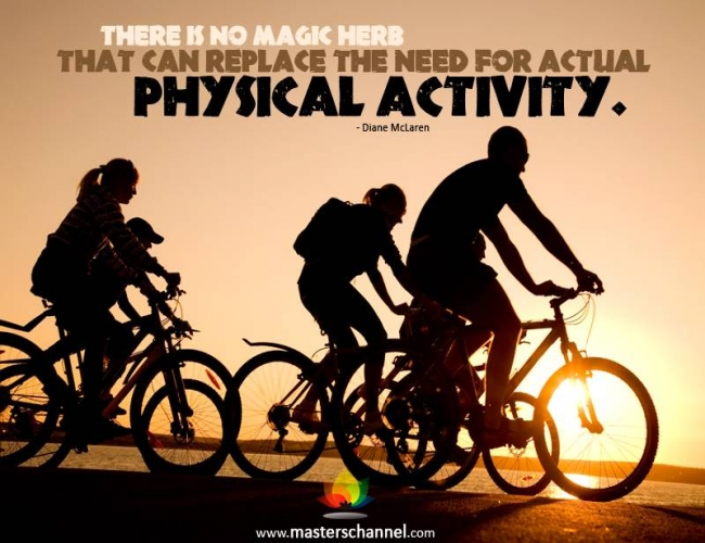 Physical Activity quote #1