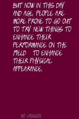 Physical Appearance quote #2