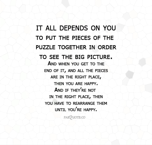 Pieces quote #6