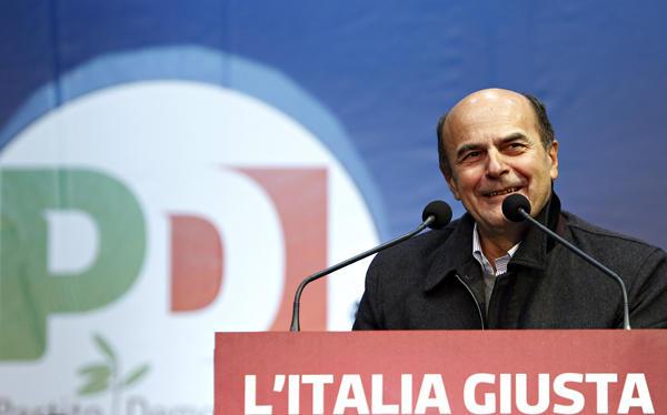Pier Luigi Bersani's quote #1