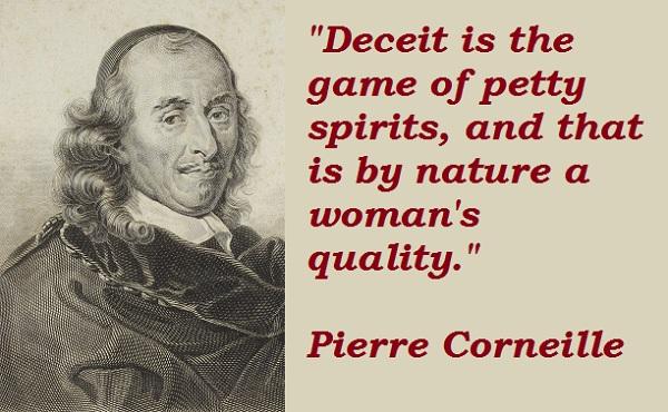 Pierre Corneille's quote #1
