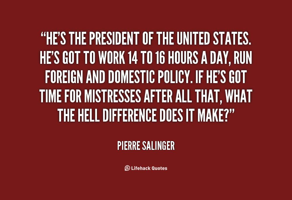 Pierre Salinger's quote #5