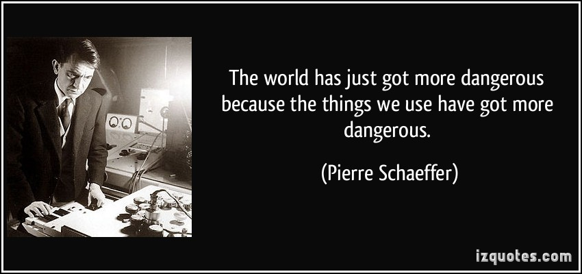 Pierre Schaeffer's quote #4