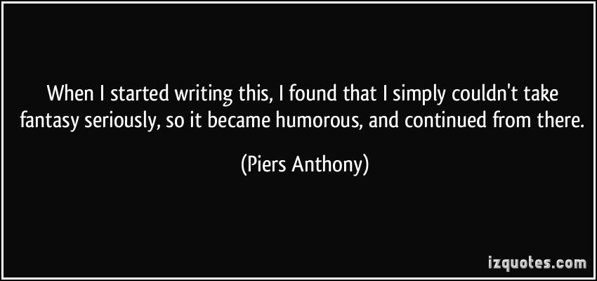 Piers Anthony's quote #6