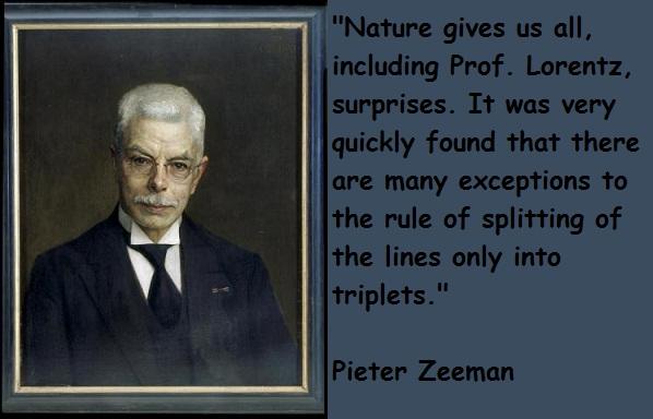Pieter Zeeman's quote #2