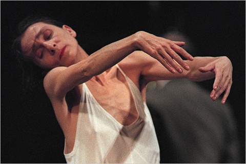 Pina Bausch's quote