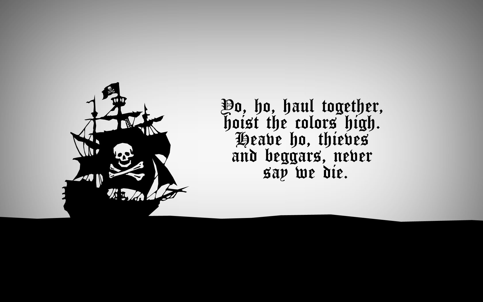 Pirates quote #1