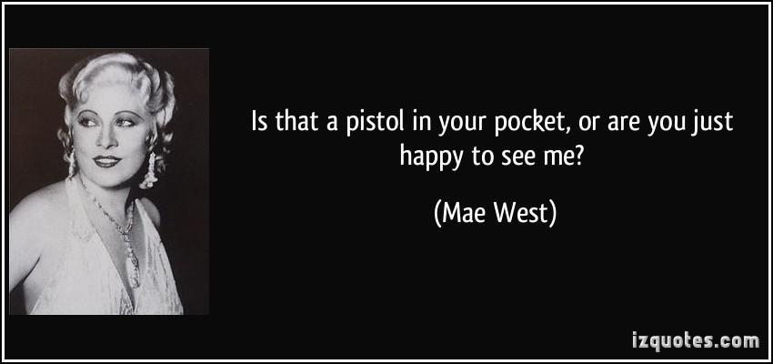 Pistol quote #1