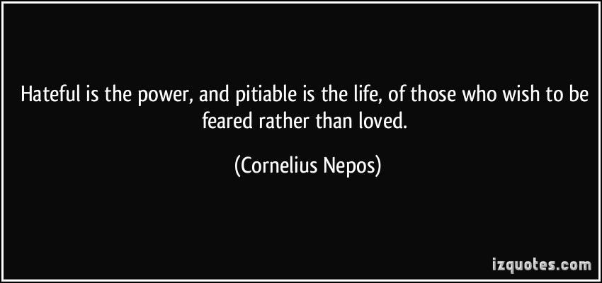 Pitiable quote #1