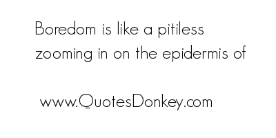 Pitiless quote #1