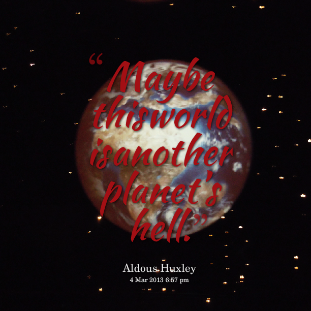 Planets quote #1