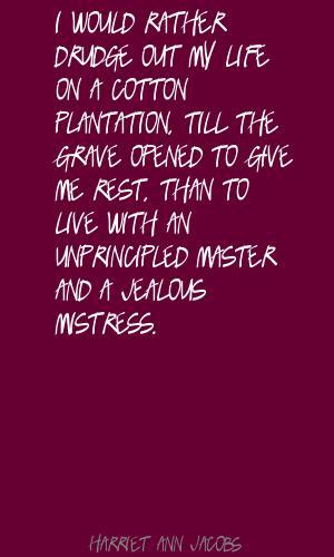 Plantation quote #1