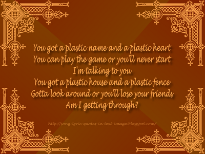 Plastic quote #2