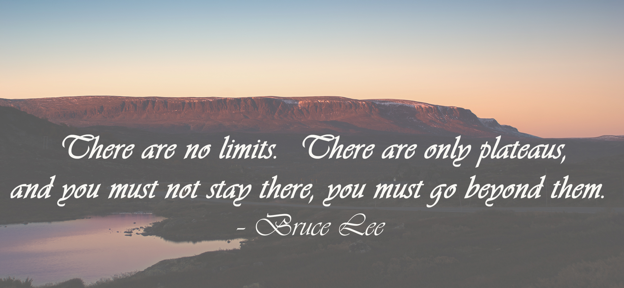 Plateau quote #2