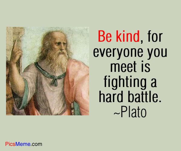 Plato quote #1