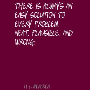 Plausible quote #1