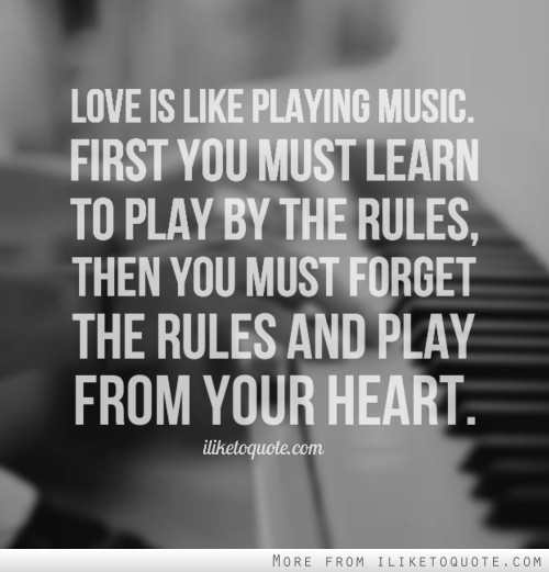 Famous Quotes From Plays: Famous Quotes About 'Play Music'
