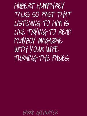 Playboy quote #1