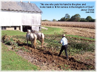 Plowing quote #2