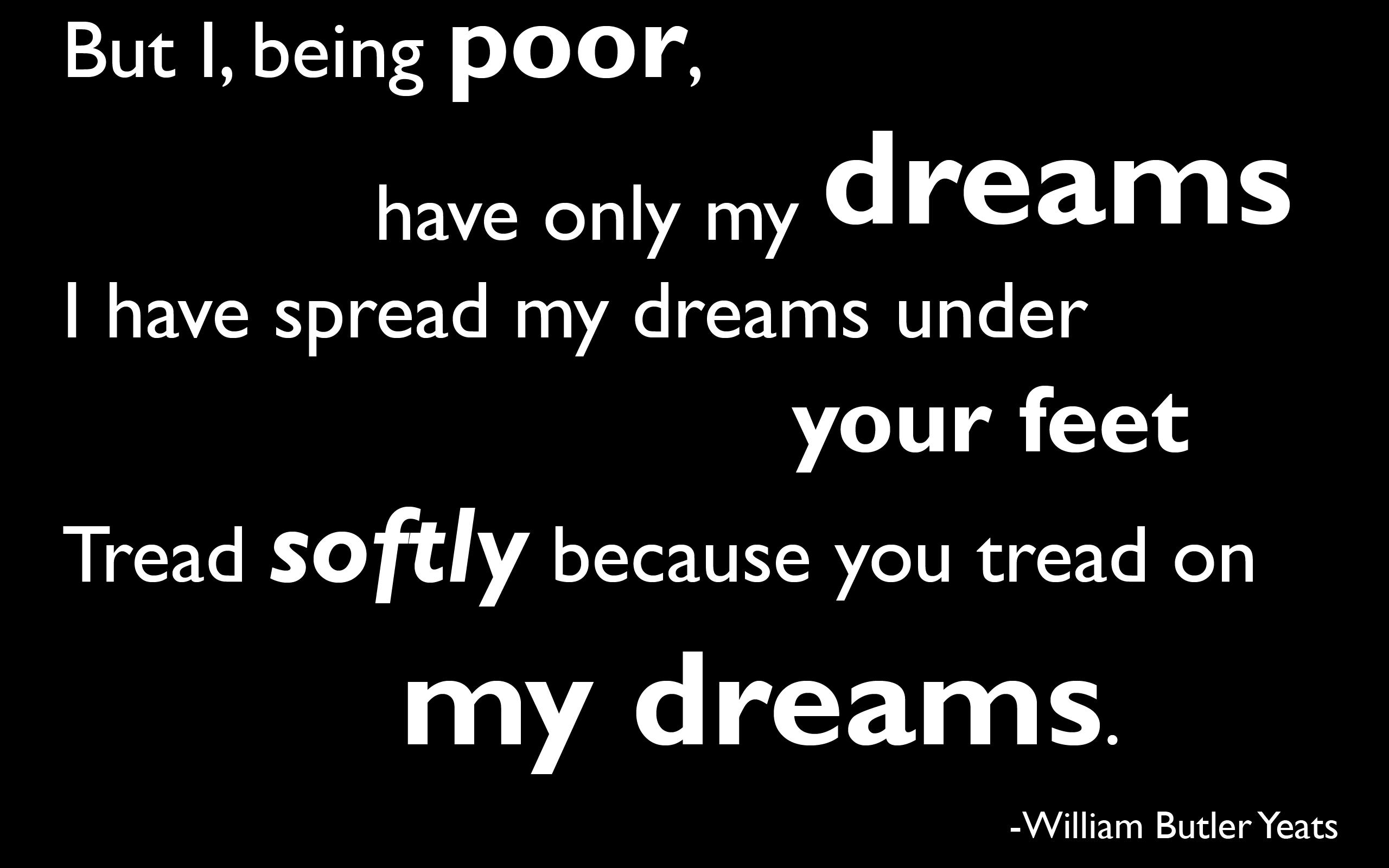 Poem quote #1